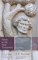 Adam in the New Testament: Cover