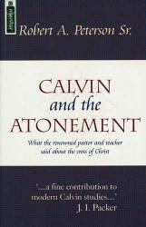Calvin and the Atonement: Cover
