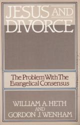 Jesus and Divorce: Cover