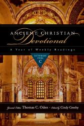 Ancient Christian Devotional: Cover
