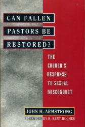 Can Fallen Pastors Be Restored?: Cover