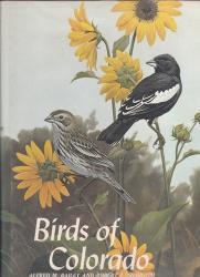 Birds of Colorado — Volume 2: Cover