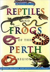 Reptiles and Frogs of the Perth Region: Cover