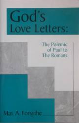 God's Love Letters: Cover