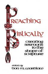 Preaching Biblically: Cover