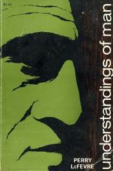 Understandings of Man: Cover