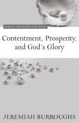 Contentment, Prosperity, and God's Glory: Cover