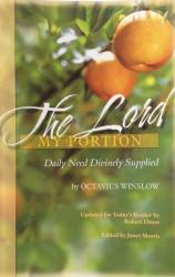 Lord My Portion: Cover