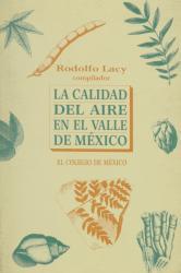 La calidad del aire en el valle de México: Cover