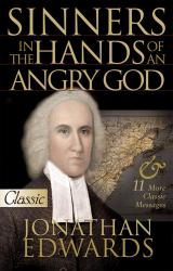 Sinners in the Hands of an Angry God: Cover