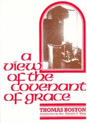 View of the Covenant of Grace: Cover
