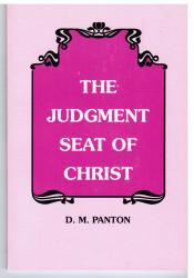 Judgment Seat of Christ: Cover