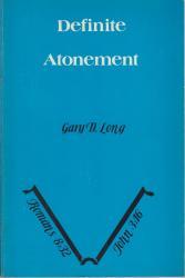 Definite Atonement: Cover