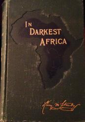 In Darkest Africa: Cover