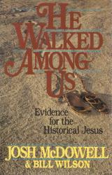 He Walked Among Us: Cover