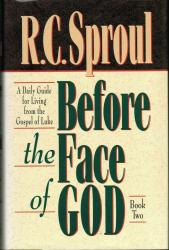 Before the Face of God: Cover
