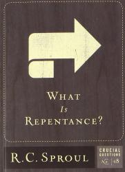 What is Repentance?: Cover