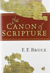 Canon of Scripture: Cover