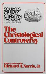 Christological Controversy: Cover