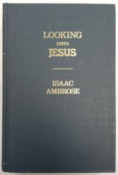 Looking unto Jesus: Cover