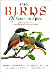 SASOL Birds of Southern Africa: Cover