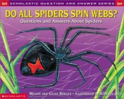 Do All Spiders Spin Webs?: Cover