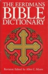 Eerdmans Bible Dictionary: Cover