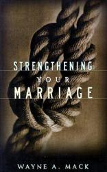 Strengthening Your Marriage: Cover