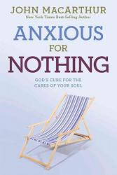 Anxious for Nothing: Cover