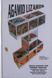 Agamid Lizards: Cover