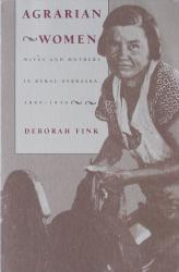 Agrarian Women: Cover