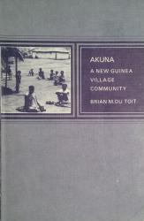 Akuna: Cover