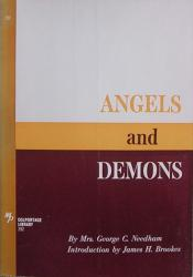 Angels and Demons: Cover