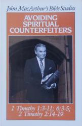 Avoiding Spiritual Counterfeiters: Cover
