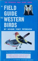 Field Guide to Western Birds: Cover