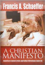 A Christian Manifesto: Cover