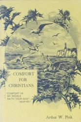 Comfort for Christians: Cover