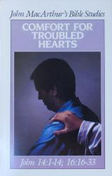 Comfort for Troubled Hearts: Cover