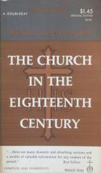 The Church in the Eighteenth Century: Cover
