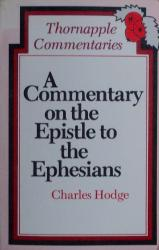 Commentary on the Epistle to the Ephesians: Cover