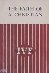 Faith of a Christian: Cover