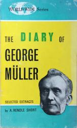 Diary of George Muller : Cover