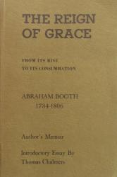 Reign of Grace: Cover