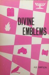 Divine Emblems: Cover