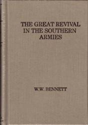 Great Revival in the Southern Armies: Cover