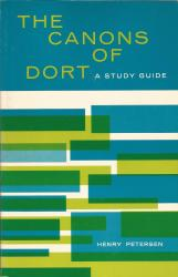 Canons of Dort: Cover