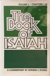 Book Of Isaiah, Volume 1, Chapters 1 - 18: Cover