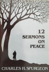 Twelve Sermons on Peace: Cover