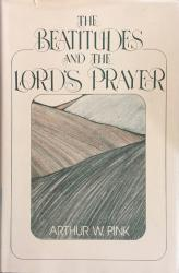 Beatitudes and the Lord's Prayer: Cover