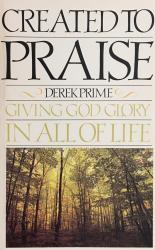 Created to Praise: Cover